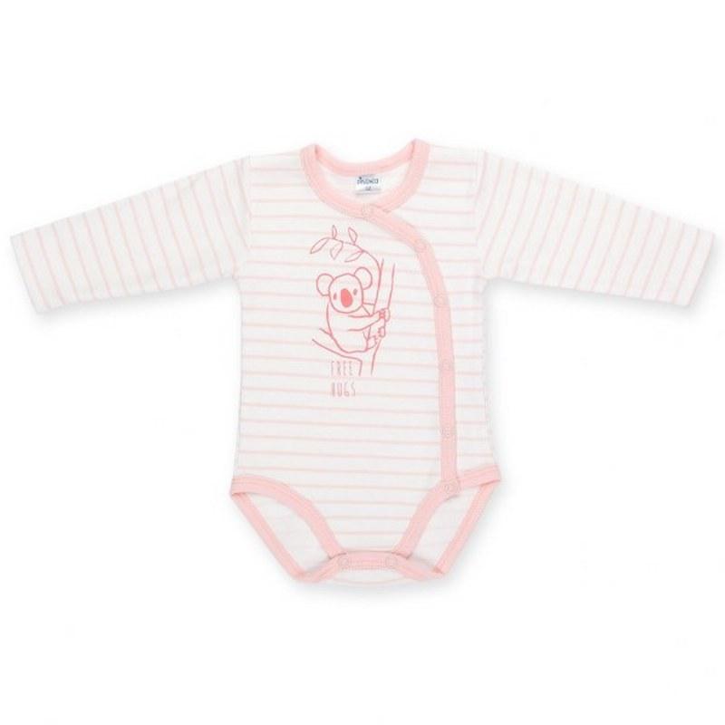 BABY BODI BENKICA (NA PREKLOP) HAPPY KIDS, roza
