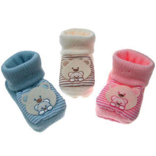 Pleteni copatki-nogavičke