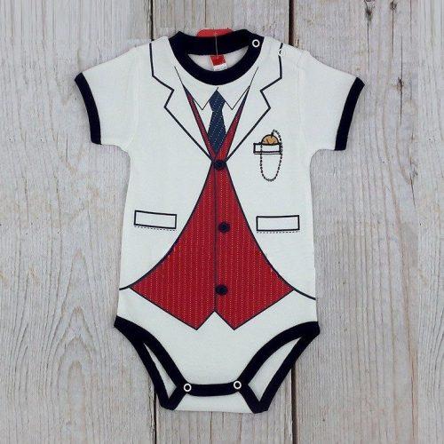 BABY BODI D. R. SUKNJIČ, rdeče bel