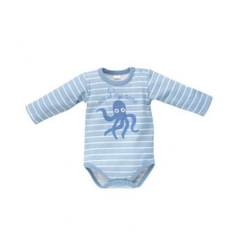 BABY BODI D. R. SEA WORLD, modre črte