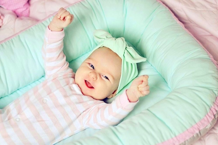 gnezdece za novorojencka