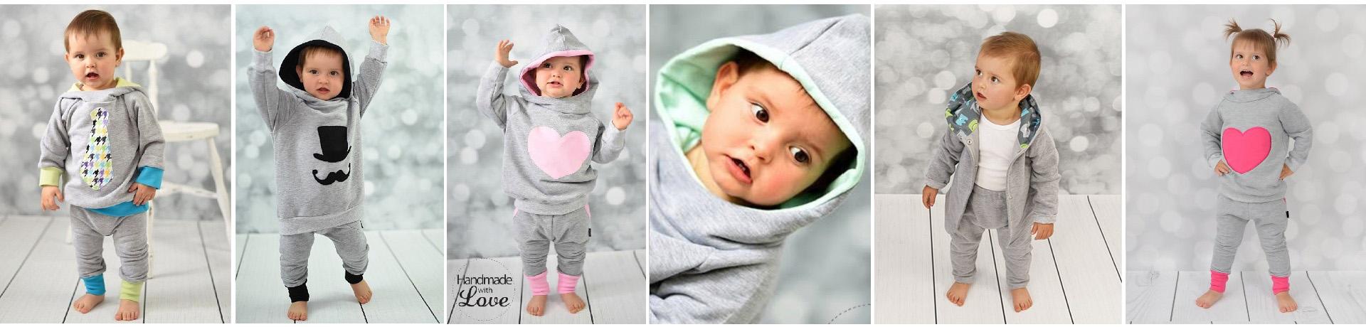 Preverite ponudbo prikupnih otroških oblačil v spletni trgovini WOW! Baby