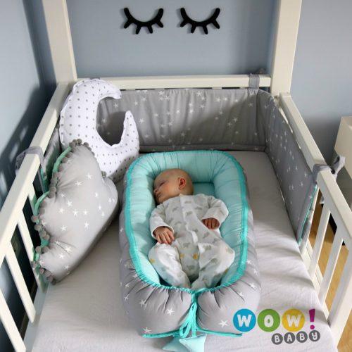 Posteljnina za dojenčke v spletni trgovini WOW! Baby