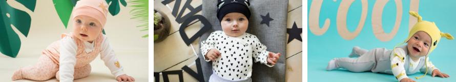 Oblačila za dojenčke - kvalitetna in ugodna!