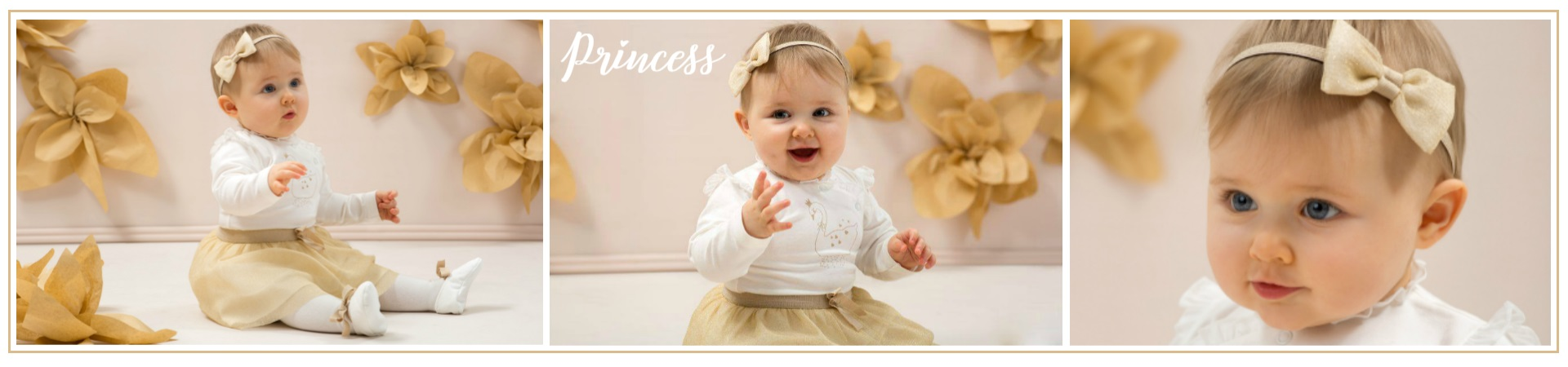 Oblačila za punčke - kolekcija Princess