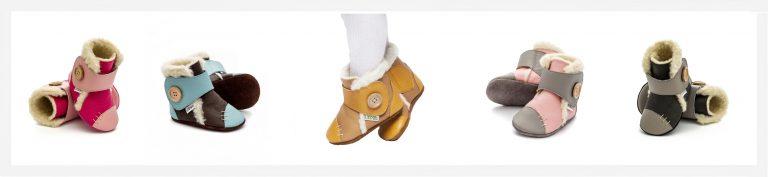 Otroški čevlji Liliputi