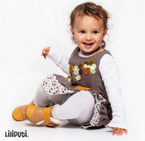 Otroški usnjeni škornji Lilliputi - najboljša izbira za nogice vašega malčka?